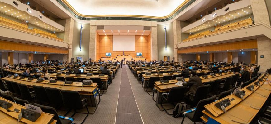 The Human Rights Council resumes its 43rd session at the United Nations Office at Geneva.