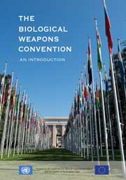 The Biological Weapons Convention: An Introduction