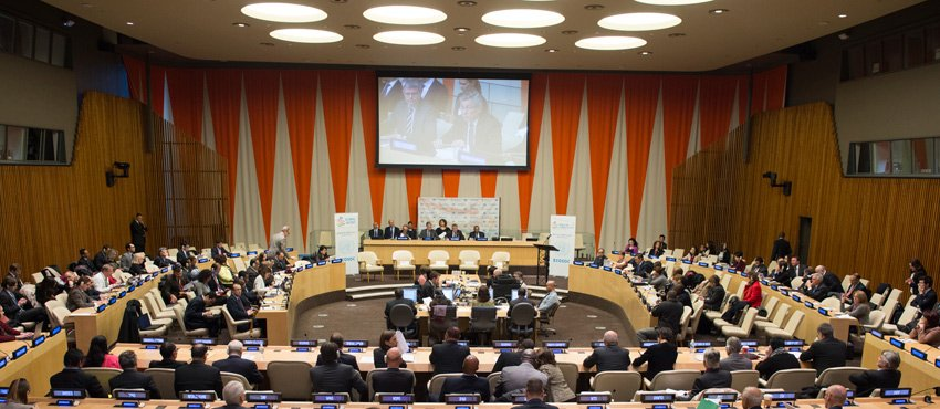 Financing for Sustainable Development | UNITED NATIONS ECONOMIC and SOCIAL  COUNCIL
