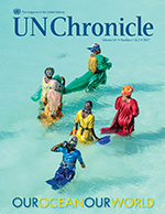 UN Chronicle cover
