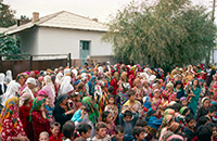 UN Photo/UNHCR/R Colville : Tajikistan: Internally displaced persons and returnees from Afghanistan