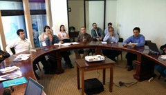 DPAD presents results of training in Costa Rica