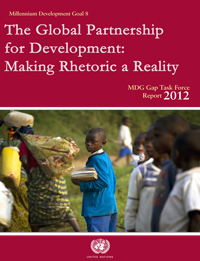 MDG Gap Task Force Report 2011