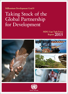 MDG Gap Task Force Report 2015