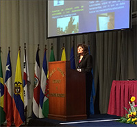 Symposium on the Promotion of an Inclusive and Accountable Public Administration for Sustainable Development held in Cochabamba, Bolivia