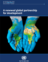 Report of the UN System Task Team on the Post-2015 UN Development Agenda: Towards a renewed global partnership for development