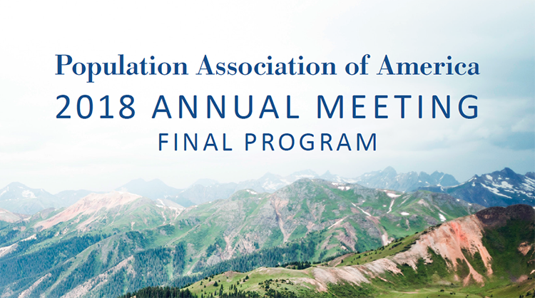 PAA 2018 Denver, CO