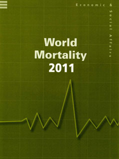 World Mortality 2011 Wall Chart