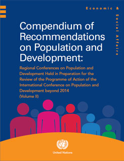 Compendium of Recommendations on Population and Development, Vol. II