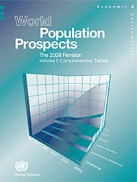 World Population Prospects the 2008 Revision