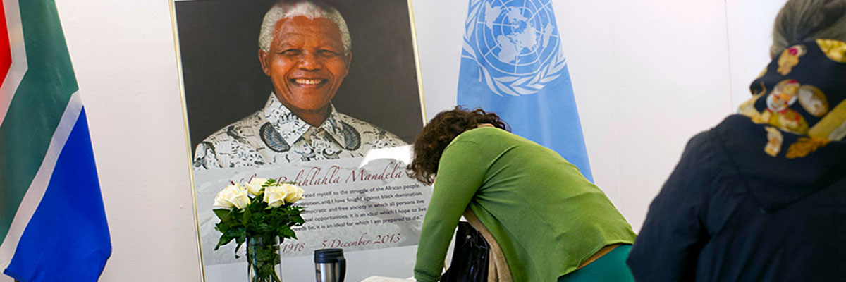 Nelson Mandela's Legacy :: Tribute to His Life & Influence