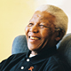 Portrait of Mandela, February 2005.