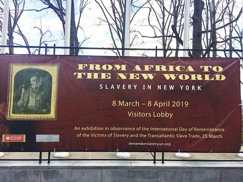 TST Slavery Exhibit