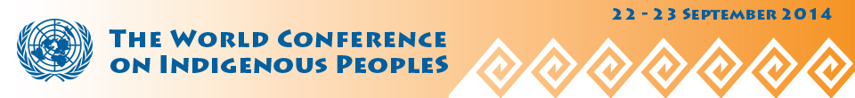 World Conference on Indigenous People