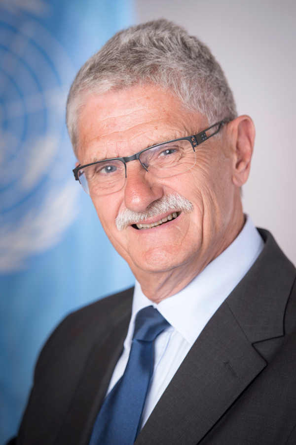 H.E. Mr Mogens Lykketoft, President of the 70th session of the United Nations General Assembly