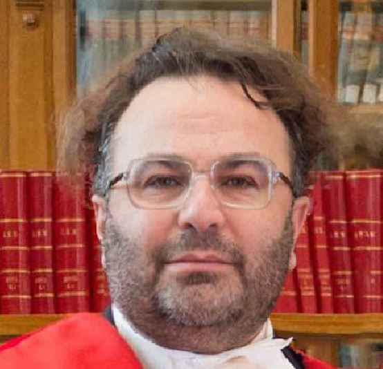 thumbnail photo of Judge Francesco Buffa