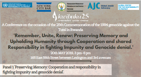 Outreach Programme on the Rwanda Genocide and the United Nations