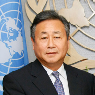 Chairperson: H.E. Mr. Kim Sook
