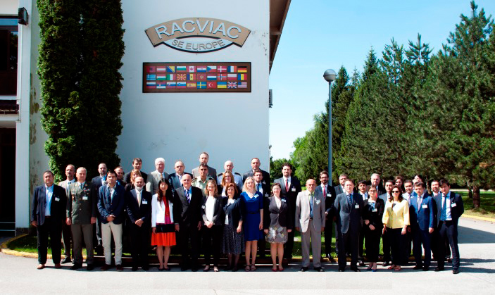 Seminar on Voluntary National Implementation Action Plans for UN Security Council Resolution 1540 (2004), 29 to 30 June, Rakitje, Croatia.