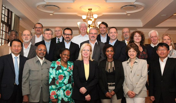 Meeting of Former Members of the 1540 Group of Experts at Cape Town, South Africa, 28-29 May 2015.
