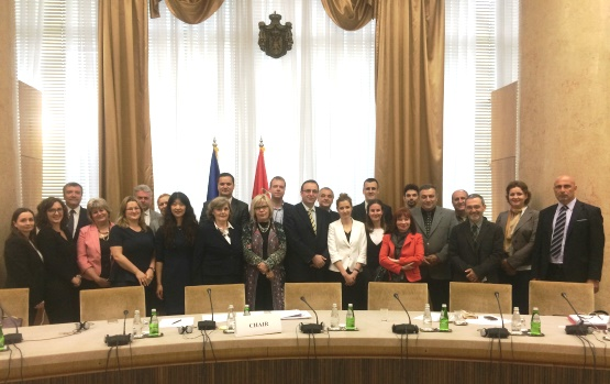 Joint Meeting of the 1540 Committee and its Group of Experts and the Republic of Serbia for Implementation of its 1540 National Action Plan, Belgrade, Serbia, 26 May 2015.