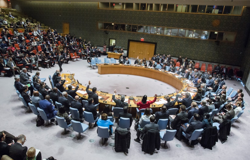 The Security Council adopts resolution 2325 (2016) unanimously on 15 December 2016. Resolution 2325 (2016) builds on resolution 1540 (2004) and will facilitate its full and effective implementation.  It was co-sponsored by 78 Member States.