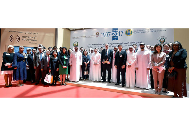 The 1540 Expert participated in the Regional Meeting for National Authorities in Asia organised by the Organisation for the Prohibition of Chemical Weapons (OPCW) and the Government of the United Arab Emirates in Dubai, UAE on 16-18 May 2017.