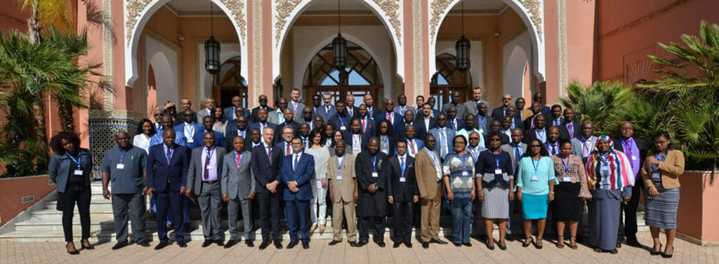 The Sixteenth Regional Meeting of National Authorities of States Parties in Africa, 19-21 June 2018, Marrakech, Morocco.