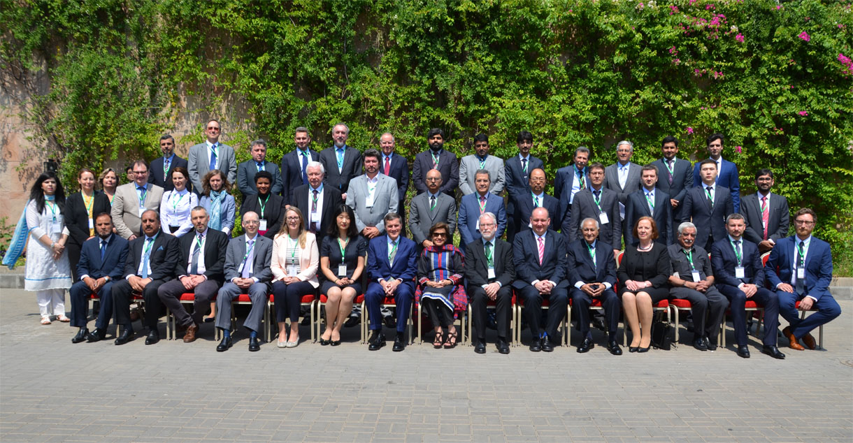 Participants at the Government of Pakistan's Ministry of Foreign Affairs International Export Control Seminar.