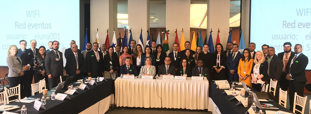 Regional Workshop on Implementation of UN Security Council resolution 1540 (2004), 25-26 June 2019, Mexico City, Mexico.