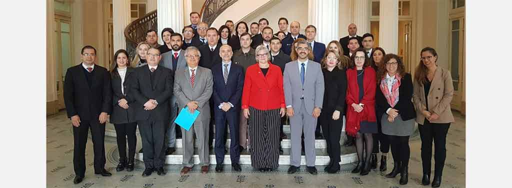Peer Review between Oriental Republic of Uruguay and the Republic of Paraguay, 20-21 August 2019