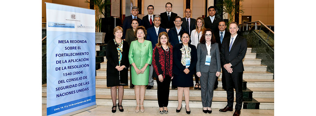 National Round Table in Lima, Peru