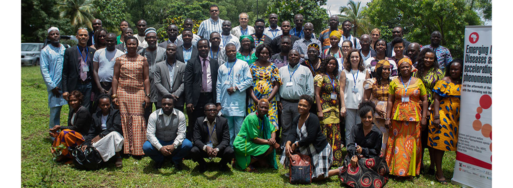 Participants of the 4th African Conference on Emerging Infectious Diseases & Biosecurity