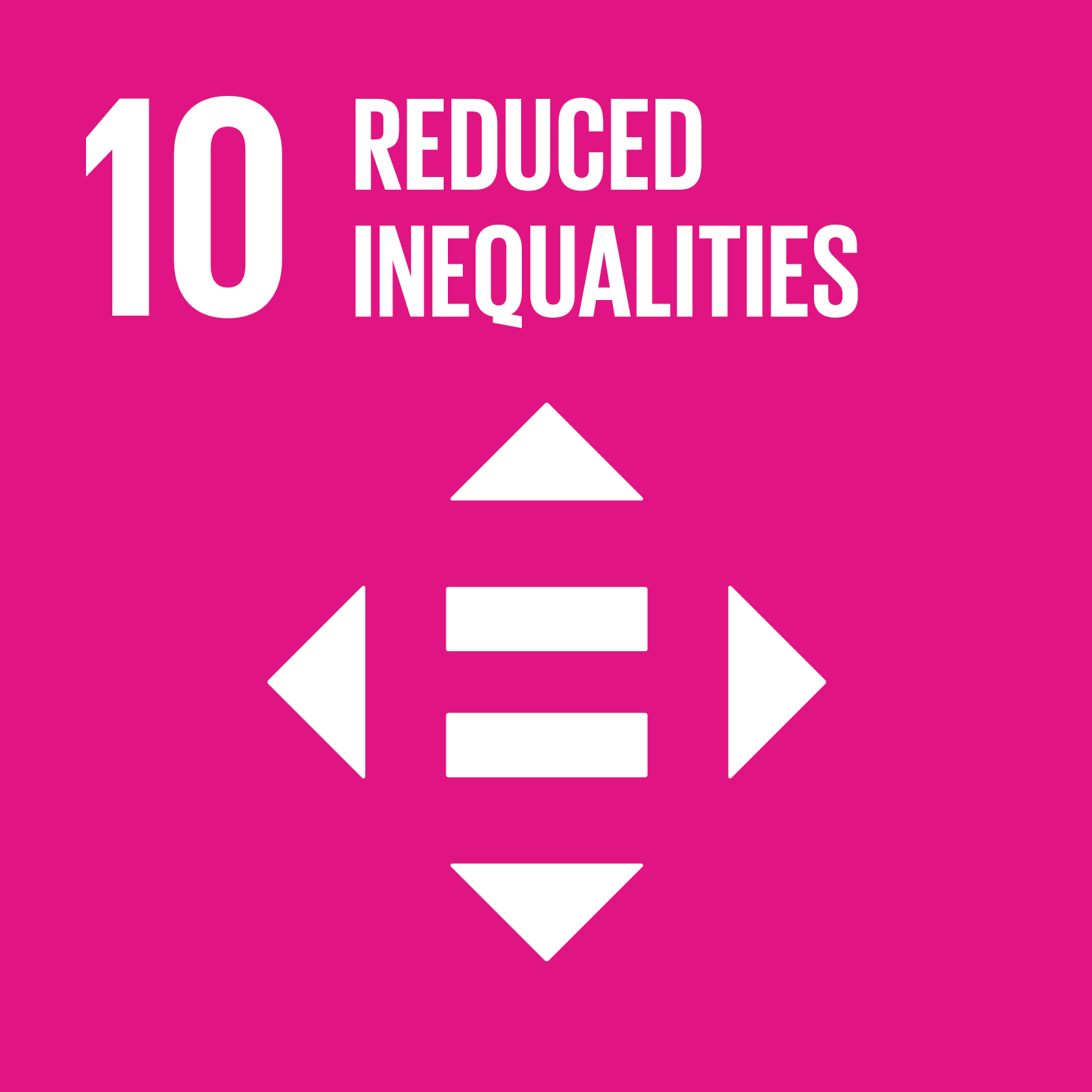 Afbeeldingsresultaat voor sustainable development goals 10