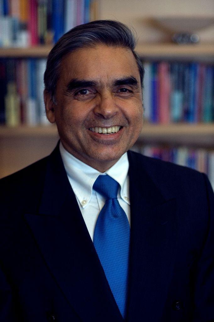 Photo of Kishore Mahbubani