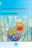 Publication: Social Justice in an Open World