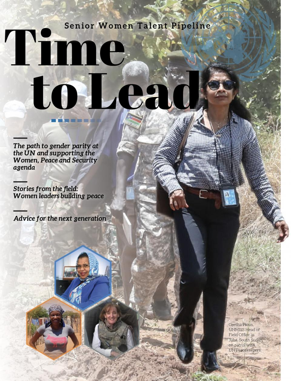 To view 'Time to Lead' > click here