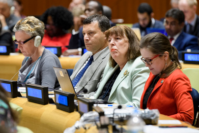 High-Level Event on Human Security and its contribution to Agenda 2030
