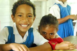Reducing the vulnerability of school children to earthquakes