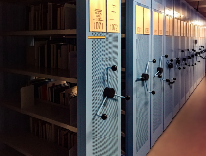 Archive Section containing various documents