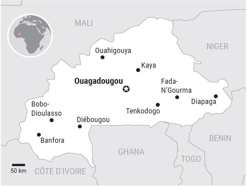 Burkina Faso | Joint Steering Committee to Advance Humanitarian and ...