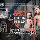 MDG Goal 1: Eradicate extreme poverty and hunger