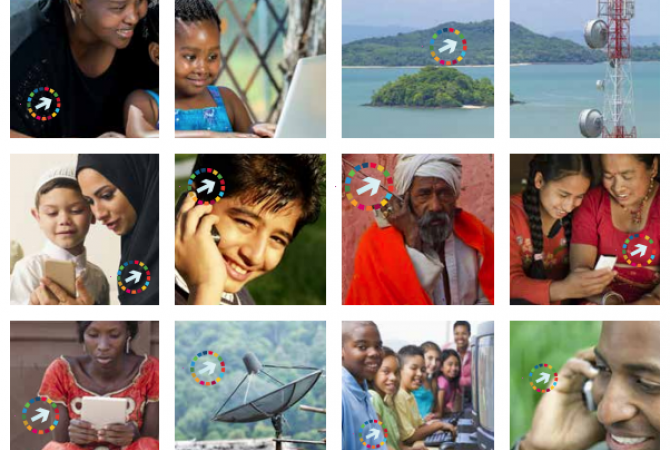 Achieving universal and affordable Internet in the least developed countries - Cover