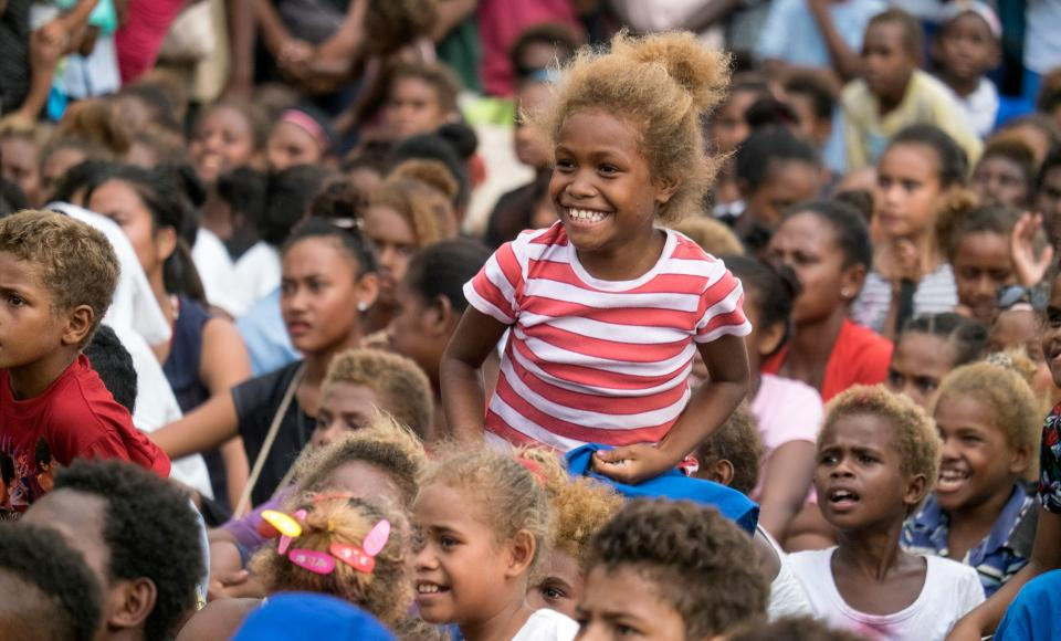 Honiara Youth Festival in Solomon Islands. Photo: Asian Development Bank, Flickr