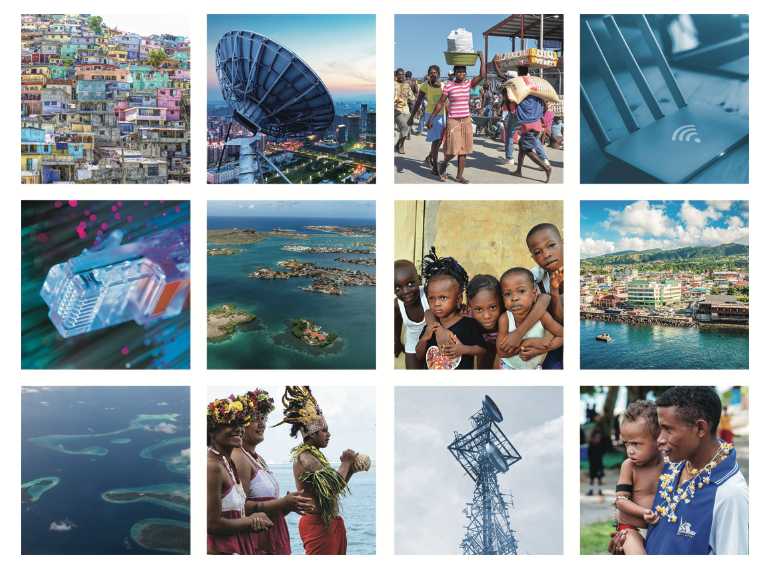 Economic Impact of Broadband in LDCs, LLDCs and SIDS (2019) Cover