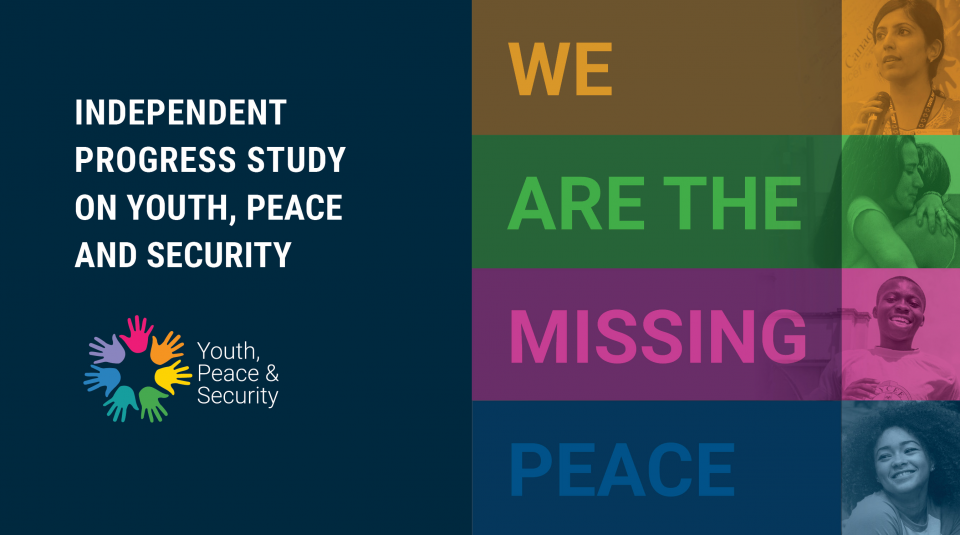Independent Progress Study on Youth, Peace and Security