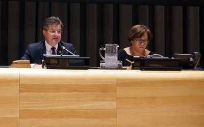 Question of equitable representation on and increase in the membership of the Security Council