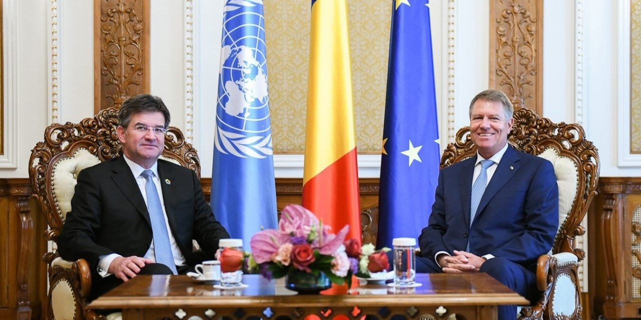 Press Release: ASSEMBLY PRESIDENT VISITS ROMANIA, HIGHLIGHTS CRUCIAL ROLE OF MULTILATERALISM