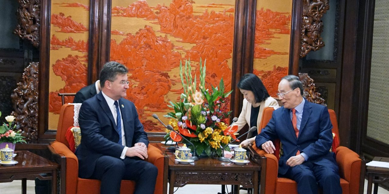 PRESS RELEASE: Assembly President commends China on global leadership during visit to Beijing