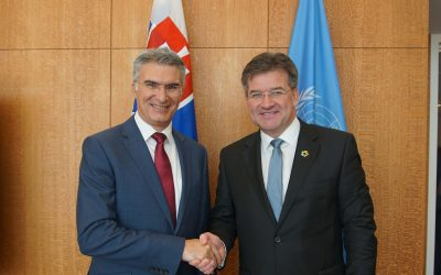 Meeting with Minister for Foreign Affairs and Trade of the Republic of Malta